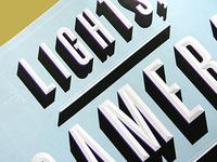 Lights Camera Register 2
