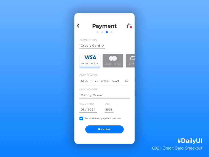 Purchase Flow / Payment Type