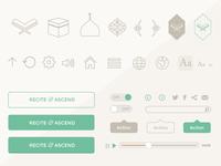 UI Kit for Quran App
