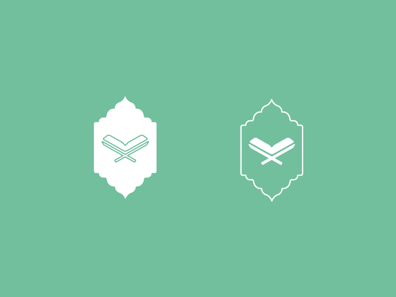 Quran App icon by Nermin Moufti on Dribbble