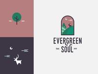 Evergreen Soul color exploration