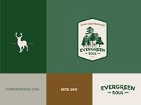 Evergreen Soul visual language