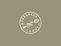 Evergreen Soul final brandmark