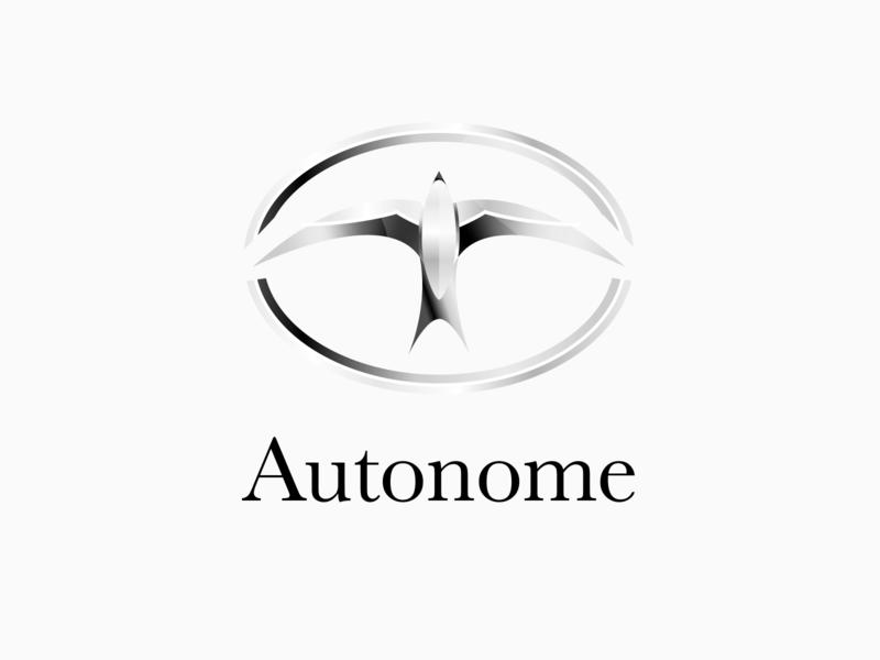Daily logo challenge: 05 — Driverless car
