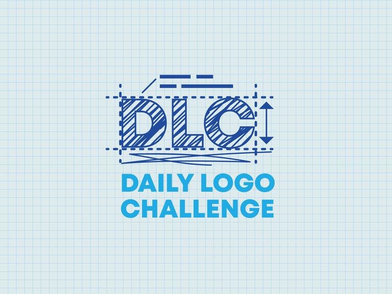 Daily logo challenge: 11 — DLC sketchy gridpaper identitydesign branding logolearn logodesign graphicdesign logodlc
