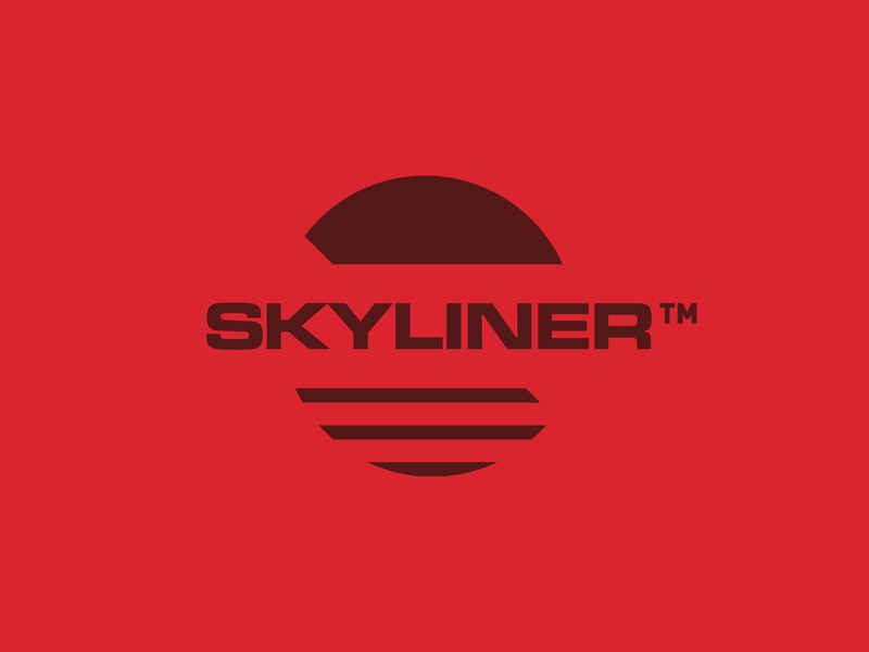 Daily logo challenge: 11 — Airline shillumni thedesignfix red sunset travelart airline identitydesign branding logolearn logodesign graphicdesign
