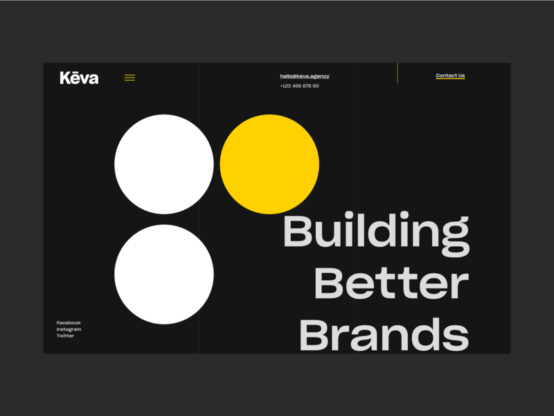 Keva NYC website development web design typography user experience user inteface new york los angeles design agency website ux ui illustration design branding app animation