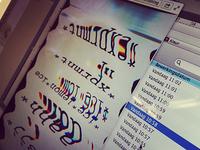 Typo scans