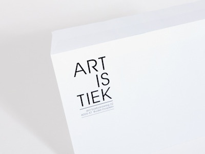 Artistiek envelope