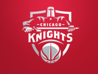Chicago Knights Red