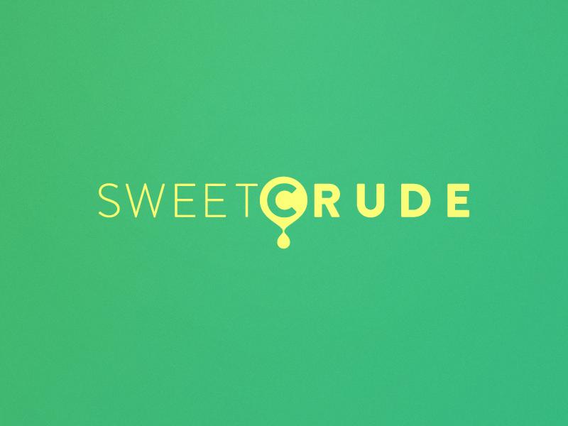 Sweet Crude Rebrand 5 sweet crude animation logo rebrand