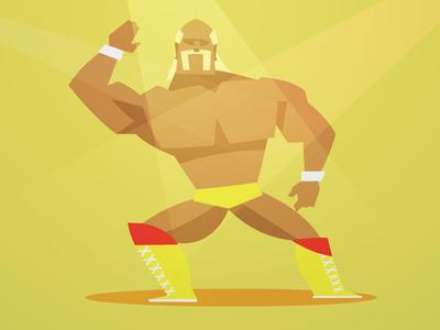 80's Wrestlers - Hulk Hogan