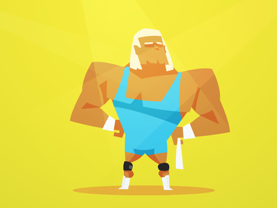 80's Wrestlers - Mr Perfect