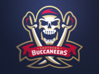 Buccaneers Primary Logo