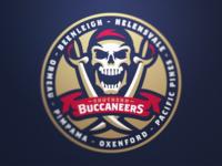 Buccaneers Crest Logo