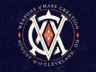 WMC V weapons mass creation v 5 five fest cleveland