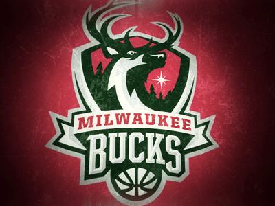 Milwaukee Bucks Logo Concept