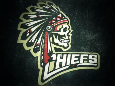 Chiefs Logo Concept chiefs sports logo concept