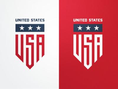 USA Badge usa crest badge logo united states
