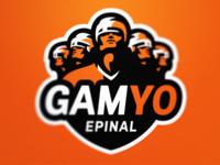 GAMYO Epinal Hockey Logo