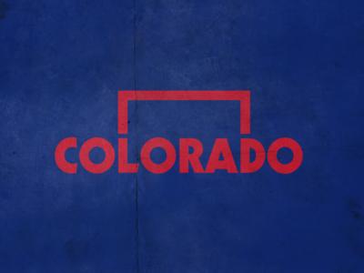 Colorado state outlines graphic united usa map colorado