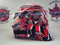 Winnipeg Jets Helmet Concept
