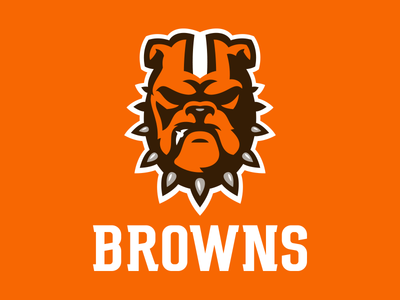 Cleveland Browns cleveland ohio browns football nfl logo mascot