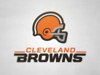Cleveland Browns Logo Concept