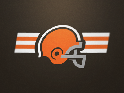 Cleveland Browns Logo Concept 2 football cleveland browns nfl ohio sport gridiron