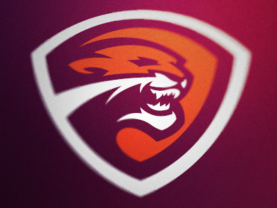 Cougar Logo cougar logo lion tiger sports