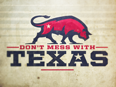 Dont Mess With Texas dont mess with texas logo bull star