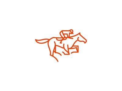 Racing Icon icon racing horse