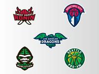 The Basketball Tournament Logos 1
