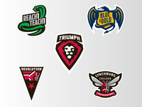 The Basketball Tournament Logos 3