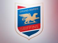 Grand Rapids Griffins Logo Concept 1