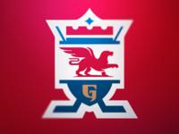 Grand Rapids Griffins Logo Concept 2