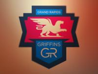 Grand Rapids Griffins Logo Concept 3
