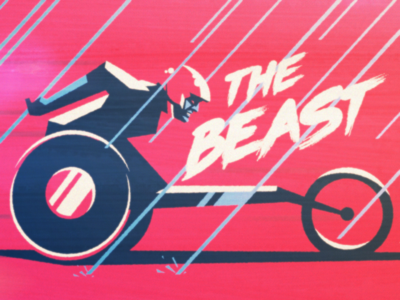 The Beast Wide character beast the