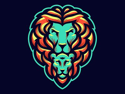 Lions logo lions