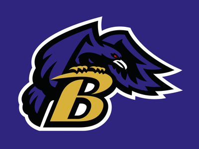 Baltimore Ravens logo sports nfl league football national ravens baltimore