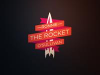 Snooker Logos: Ronnie 'The Rocket' O'Sullivan