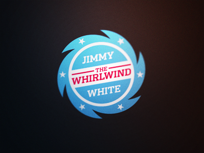 Snooker Logos: 'The Whirlwind' Jimmy White jimmy white whirlwind snooker logo