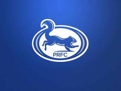 Peninsula RFC Concept 2 squirrel logo rugby club rfc