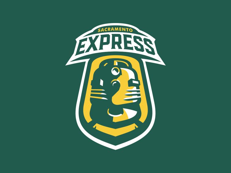 Sacramento Express team logo ohio sacramento dever diego francisco san rugby pro