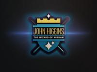 John Higgins 'The Wizard of Wishaw'