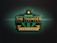Neil Robertson 'The Thunder from Down Under'