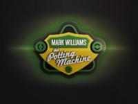 'The Potting Machine' Mark Williams