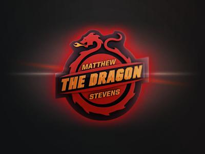Matthew 'The Dragon' Stevens matthew stevens dragon snooker logo