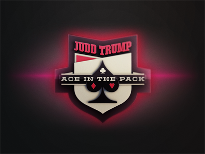 'Ace in the Pack' Judd Trump judd trump snooker logo