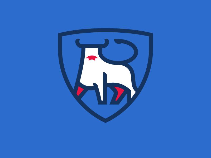 Iconographic Heraldry - Bull logo icons heraldry bull